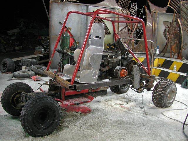 Junkyard Wars - Build Day Picture 112 : Aftershock Motorsports
