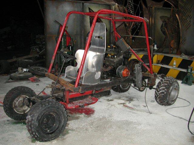Junkyard Wars - Build Day Picture 113 : Aftershock Motorsports