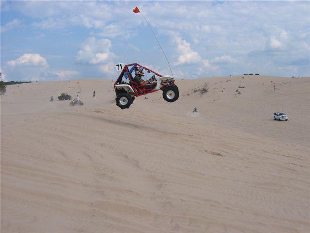 Jim at Silver Lake '05 pic 3 : Aftershock Motorsports